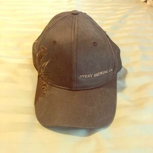 NWT Avery Brewing Co Unisex hat